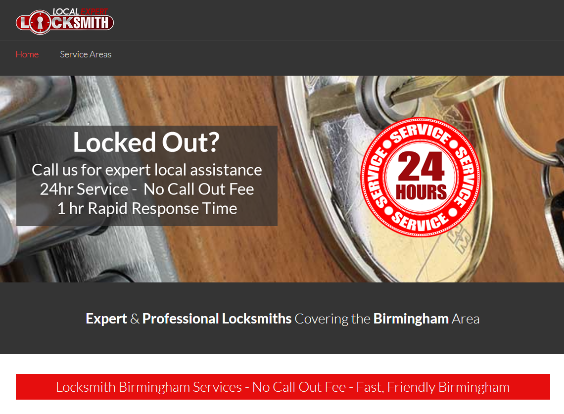 Emergency Locksmith Birmingham - Call Birmingham 0121 400 0288