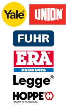 Locksmith Birmingham Logos